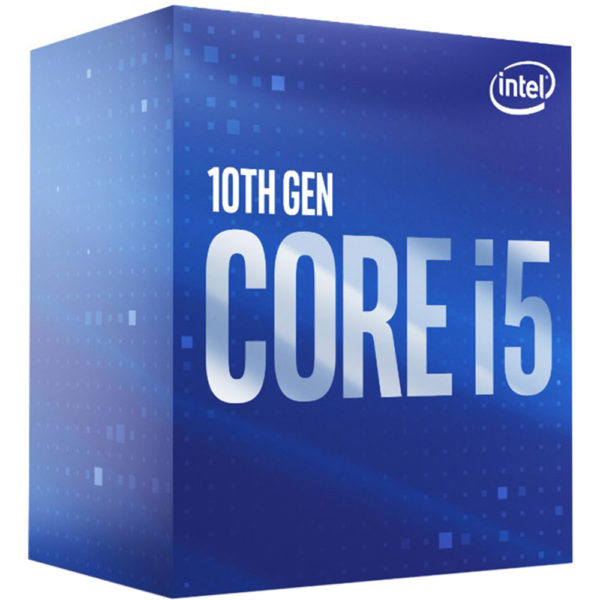 Intel Core i5-10500 3.1 GHz Six-Core LGA 1200 Desktop Processor