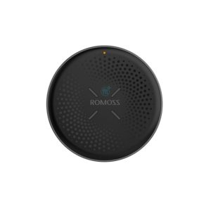 Romoss QI Compliant Wireless Charging Pad Black