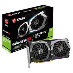 MSI Nvidia GeForce GTX 1660 SUPER Gaming X 6GB GDDR6 192-BIT Graphics Card